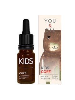 CosmeKitchen/【YOU&OIL】KIDS COFF 10mL/ボディオイル