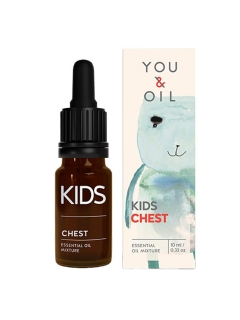 CosmeKitchen/【YOU&OIL】KIDS CHEST 10mL/ボディオイル