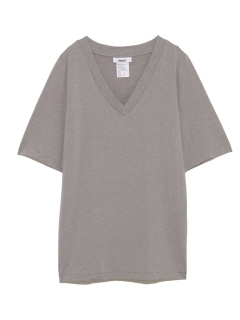 OTHER BRANDS/【MXP】MXP H/S V-NECK(FINE)/トップス