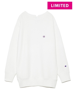 OTHER BRANDS/【Champion × emmi】REVERSE WEAVE11.5oz/カットソー/Tシャツ