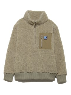 OTHER BRANDS/【HELLY HANSEN】FIBERPILE THERMO HALF-ZIP/その他アウター