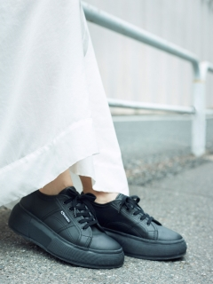 OTHER BRANDS/【SUPERGA for emmi 】2287-PUWATERPROOF/スニーカー