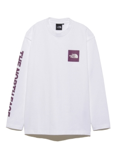 THE NORTH FACE/【THE NORTH FACE】L/S SQ LG SLEEVE T/トップス