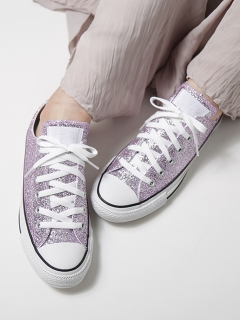 CONVERSE/【CONVERSE】ALL STAR GLITTER OX/スニーカー
