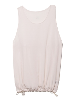 OTHER BRANDS/【DANSKIN】YOGI CLOTH COVERUP TANK/タンクトップ