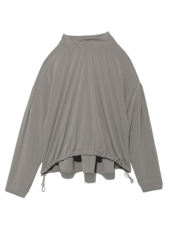 OTHER BRANDS/【DANSKIN】YOGI CLOTH FLARE TOP/カットソー/Tシャツ