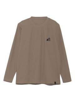 OTHER BRANDS/【Snowpeak】MM Mountain Logo L/S Tee/カットソー/Tシャツ