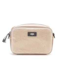 UGG/【UGG】JANEY II CLEAR SHEEPSKIN/ショルダーバッグ