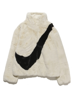 NIKE/【NIKE】AS W NSW JKT FAUX FUR/ブルゾン