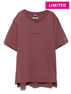 OTHER BRANDS/【Champion×emmi】32s/3 HVW Jersey T-SHIRT/カットソー/Tシャツ