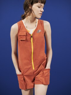 NIKE/【NIKE】AS W NSW ICN CLSH ROMPER/サロペット/ワンピース