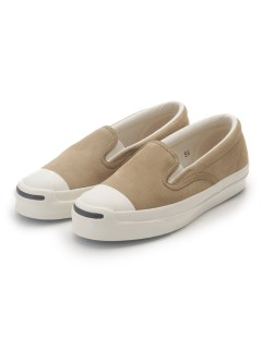 CONVERSE/【CONVERSE】JACK PURCELL RET SUEDE SLIP-ON/スニーカー