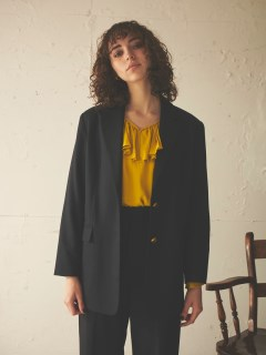 EMMA LIMBER/Metal Button Jacket/ブルゾン