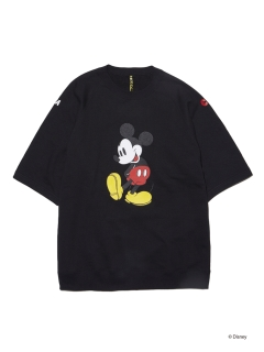 ey/<EY X WIND AND SEA>DISNEY/QUARTER SLEEVE SWEAT/スウェット