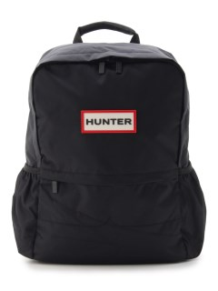 HUNTER/【UNISEX】original large nylon backpack/リュック