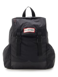 HUNTER/【UNISEX】original ripstop packable backpack/リュック