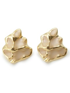 Lily Brown/リンクルエポピアス/ピアス