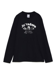 MICHU COQUETTE/MICHU COQUETTE ロングTshirt・ネイビー/カットソー/Tシャツ