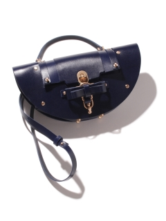 niels peeraer/BOW BUCKLE ECLIPSE BAG S/トートバッグ