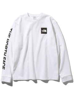 THE NORTH FACE/【WOMEN】L/S SQ LG SLEEVE T/カットソー/Tシャツ