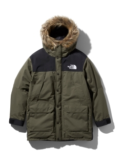 THE NORTH FACE/【MEN】MOUNTAIN DOWN COAT/ダウンジャケット/コート