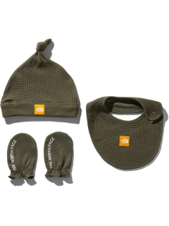THE NORTH FACE/【BABY】B W 3P ACC SET/スタイ