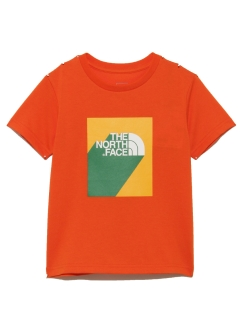 THE NORTH FACE/【KIDS】S/S 3D LOGO TEE/カットソー/Tシャツ