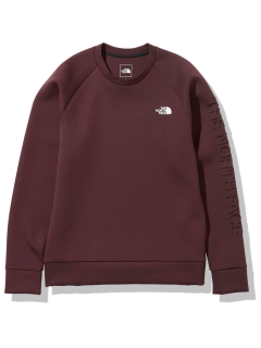 THE NORTH FACE/【UNISEX】Tech Air Sweat Crew/スウェット