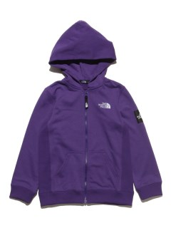 THE NORTH FACE/【KIDS】Square Logo Full Zip/パーカー