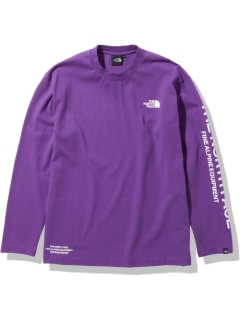 THE NORTH FACE/【UNISEX】L/S Tested Proven Tee/カットソー/Tシャツ