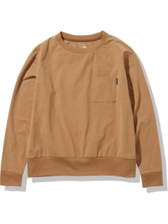 THE NORTH FACE/【WOMEN】L/S Airy Relax Tee/カットソー/Tシャツ