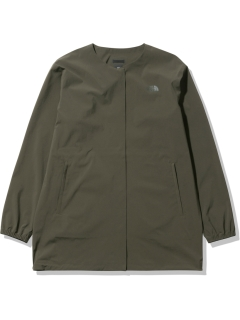 THE NORTH FACE/【WOMEN】Parcel No Collar Jacket/ブルゾン