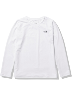 THE NORTH FACE/【WOMEN】L/S Parcel Tee/カットソー/Tシャツ