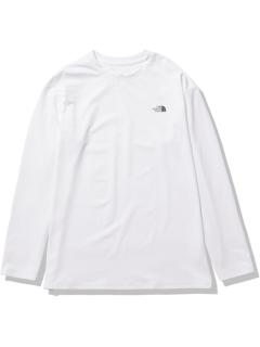 THE NORTH FACE/【UNISEX】L/S Parcel Tee/カットソー/Tシャツ