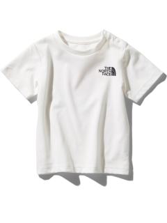 THE NORTH FACE/【BABY】B S/S SQUARE LOG T/トップス