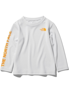 THE NORTH FACE/【KIDS】L/S B FREE TEE/カットソー/Tシャツ