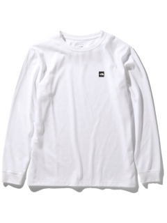 THE NORTH FACE/【UNISEX】L/S SML BOX LG TEE/カットソー/Tシャツ