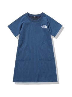 THE NORTH FACE/【KIDS】ST DENIM ONEPIECE/その他ワンピース