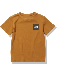 THE NORTH FACE/【KIDS】S/S S-SQUARE TEE/カットソー/Tシャツ