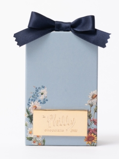 Philly chocolate/Blue Flower box(MIX)/食品
