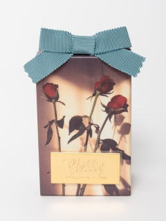 Philly chocolate/Red flower box(MIX)/食品