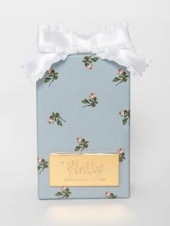 Philly chocolate/【USAGI ONLINE先行発売】mini rose box (blue)/食品