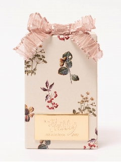 Philly chocolate/Botanical box (white)/食品