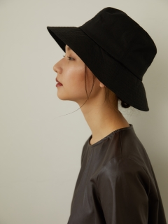 RANDEBOO/Bucket black hat/ハット