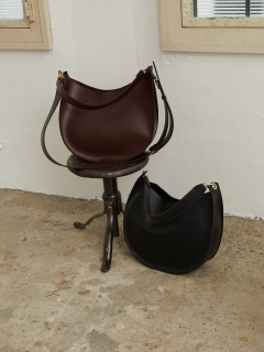 RANDEBOO/Hobo moon bag/ショルダーバッグ