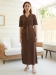 【USAGI ONLINE限定】Natural wrap gown