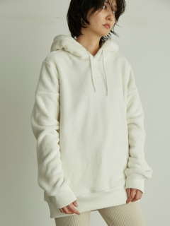 SNIDEL/CLASSIC SNIDEL Boyfriend Hooded Top/パーカー