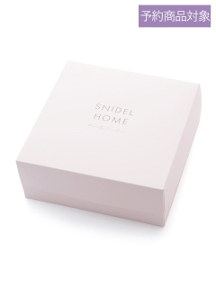 SNIDEL HOME/【予約商品対象】【SNIDEL HOME】ギフトBOX(SMALL)/ギフトボックス