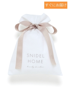SNIDEL HOME/【SNIDEL HOME】ギフト巾着(SMALL)/ギフトボックス