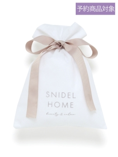 SNIDEL HOME/【予約商品対象】【SNIDEL HOME】ギフト巾着(SMALL)/ギフトボックス